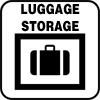 luggage storage in Beziers